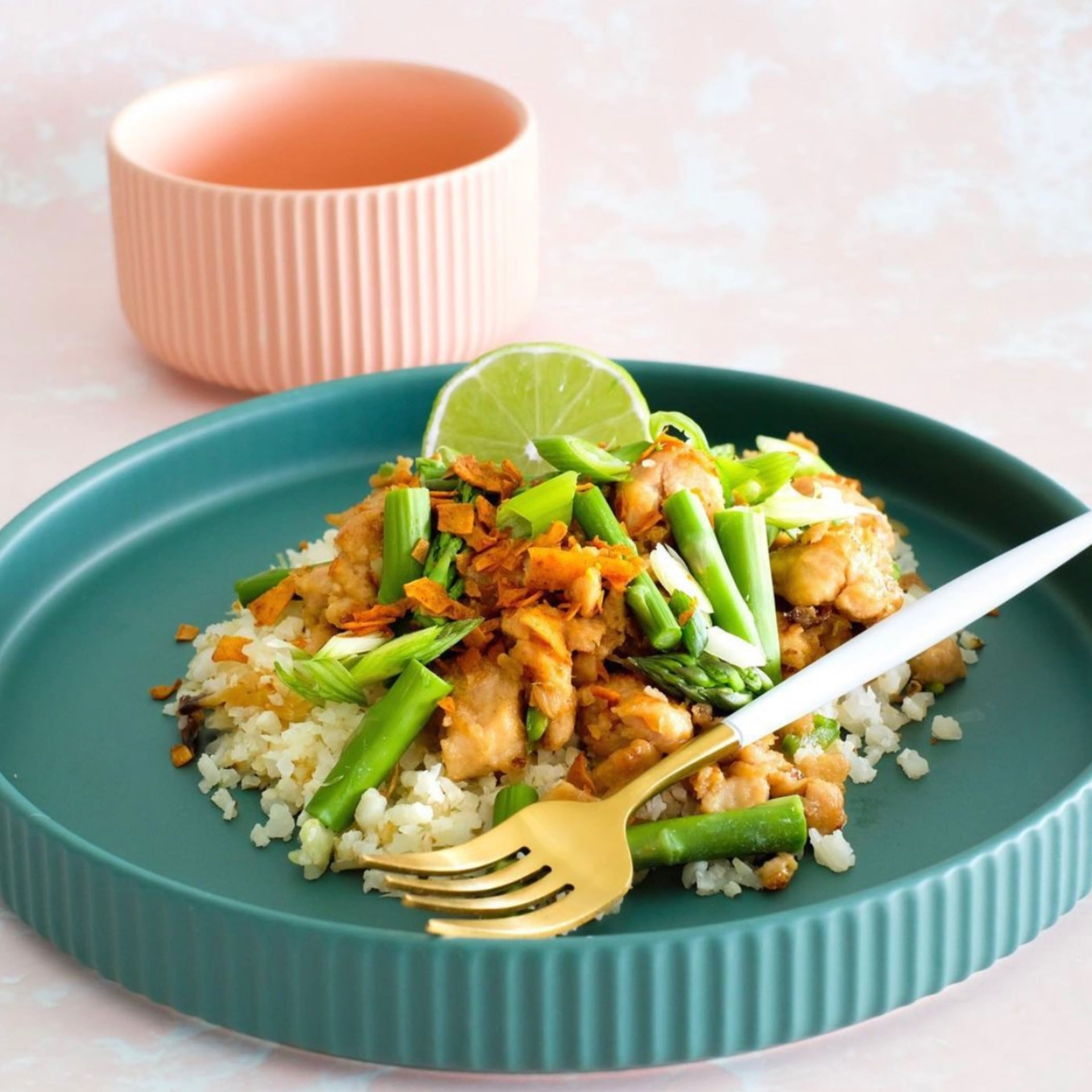 Thai Styled Chicken with Coconut | Franky's Kitchen