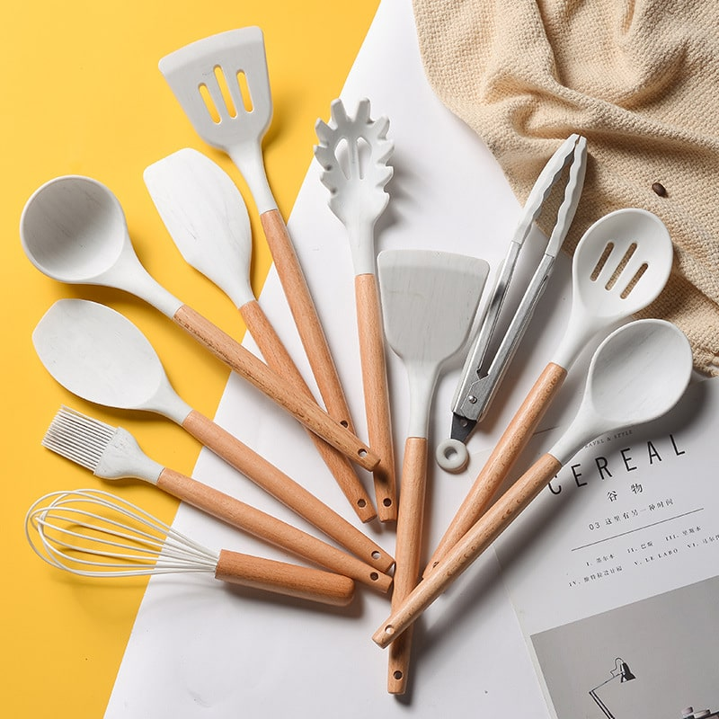 Carrara 11pc Utensil Set | Kitchen Utensil Sets Online