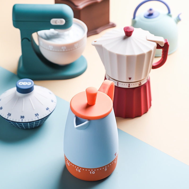 Kettle Mechanical Kitchen Timer | Shop Kitchenware Online