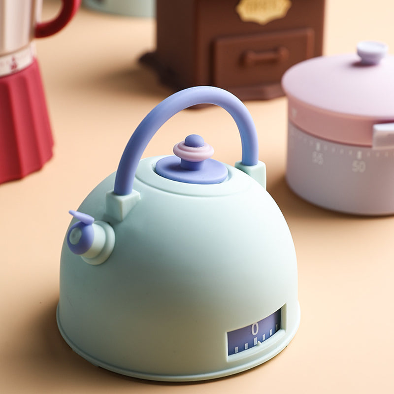 Teapot Mechanical Kitchen Timer | Shop Kitchenware Online