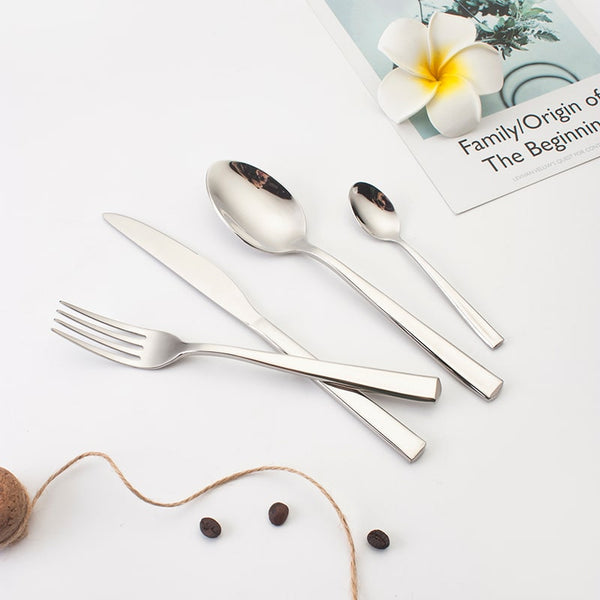 New York Silver Cutlery Set | Shop Cutlery Online