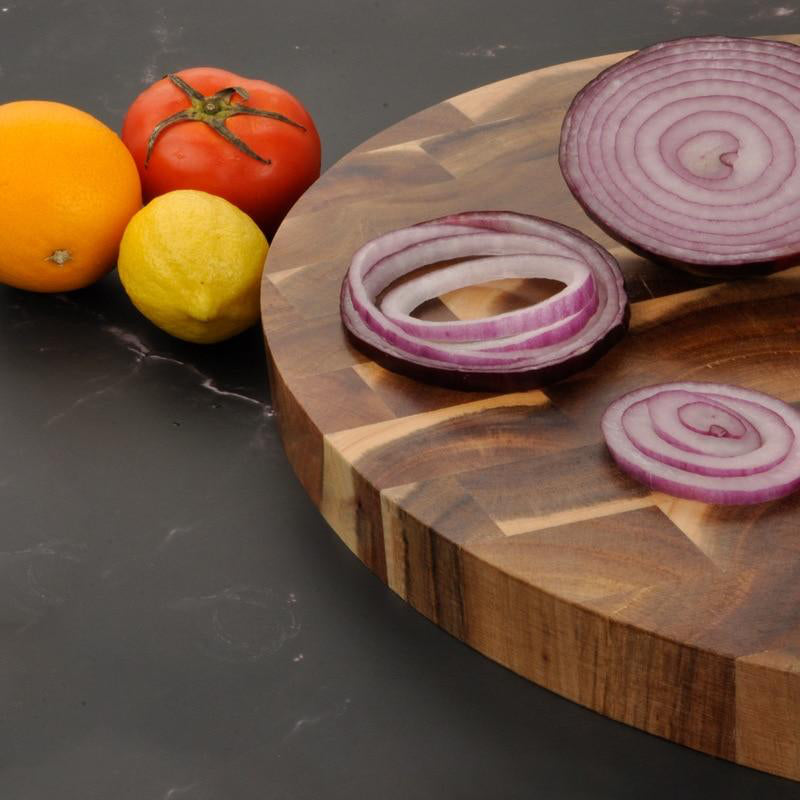 Peru Round Chopping Board