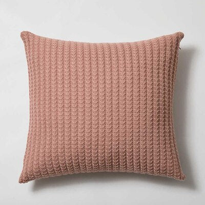 Crochet Knitted Cushion
