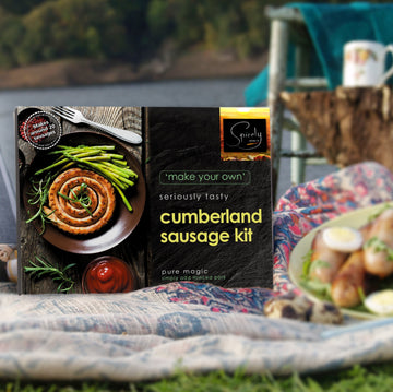 Cumberland Sausage Making Kit