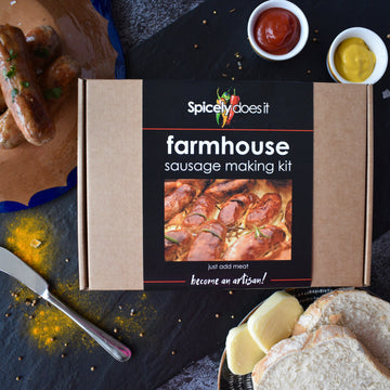 Farmhouse Sausage Making Kit