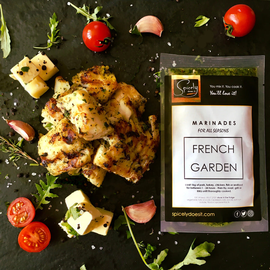French Garden Marinade - For ALL Seasons