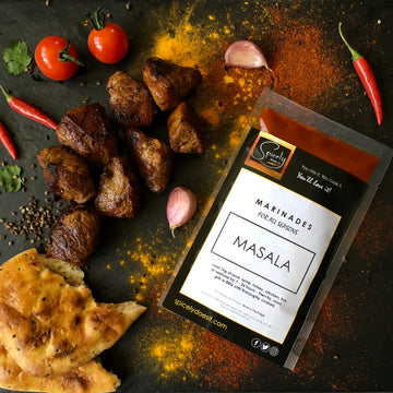 Masala Marinade - For ALL Seasons