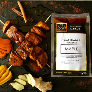 Maple Marinade - For ALL Seasons
