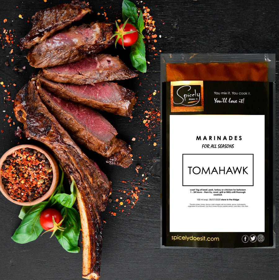 Tomahawk Marinade - For ALL Seasons