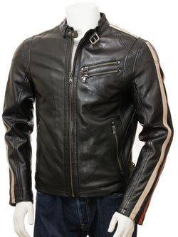 Racing Stripes Motor Jacket
