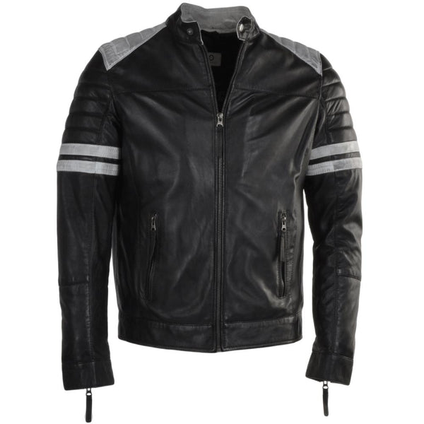 Flight Club Leather Jacket Brad Pitt