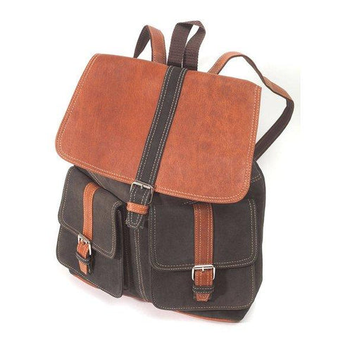 Adriana Handmade Top Grade Leather Laptop Unisex Backpack