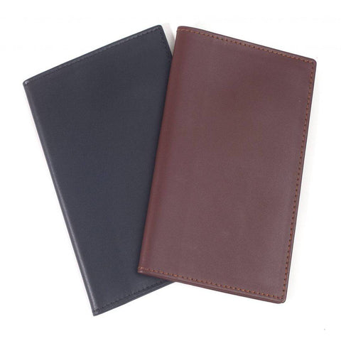 Arcadia Soft Leather Passport Holder Unisex Wallet