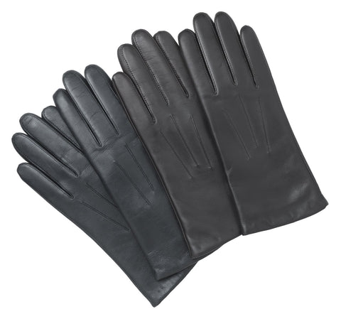 Womens Elegant Slim Leather Gloves UnLined