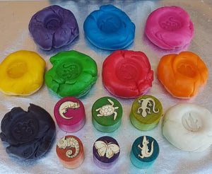 Creepy Critters Playdough Stampers