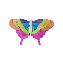 Load image into Gallery viewer, Butterfly puzzle