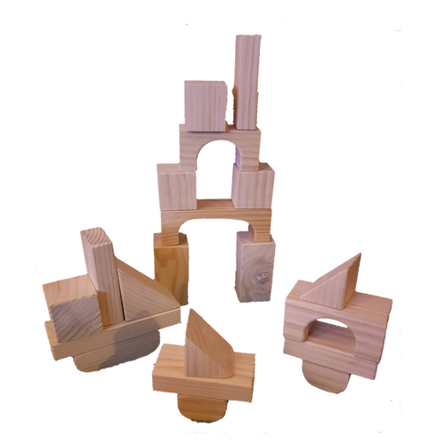 Giant Blocks Set