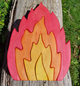 Autumn Fire Stacker