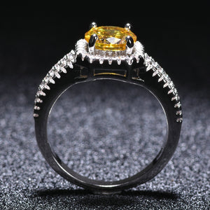 Funny engagement rings wish top sale rings wholesale - QJ jewelry