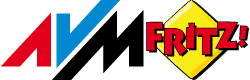 Logo AVM Fritz! - Gaming Distribution