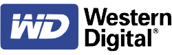Logo WD Western Digital - Gaming Distribution