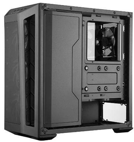 COOLER MASTER - CASE - MCB-B530P-KHNN-S01 - Cooler Master MasterBox MB530P Midi Tower Nero - Gaming Distribution