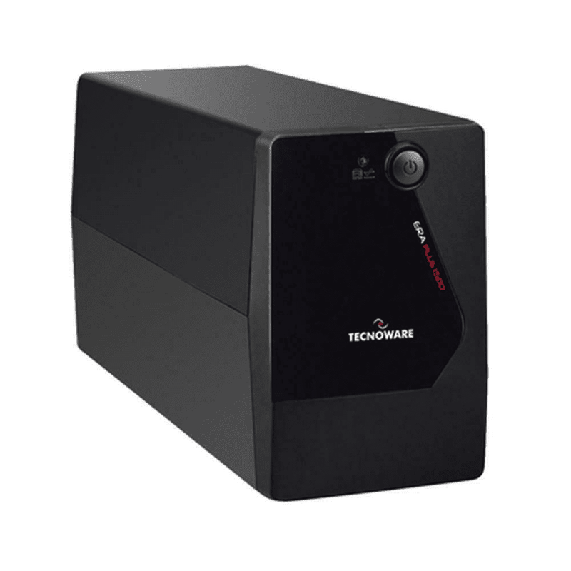 TECNOWARE - UPS - FGCERAPL1602SCH - TECNOWARE UPS ERA PLUS 1600VA BATTERIA 11AH, SCHUKO TOGETHER ON - Gaming Distribution