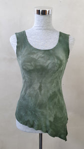 Evergreen Woodland Singlet Top