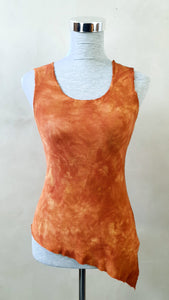 Rust Woodland Singlet Top