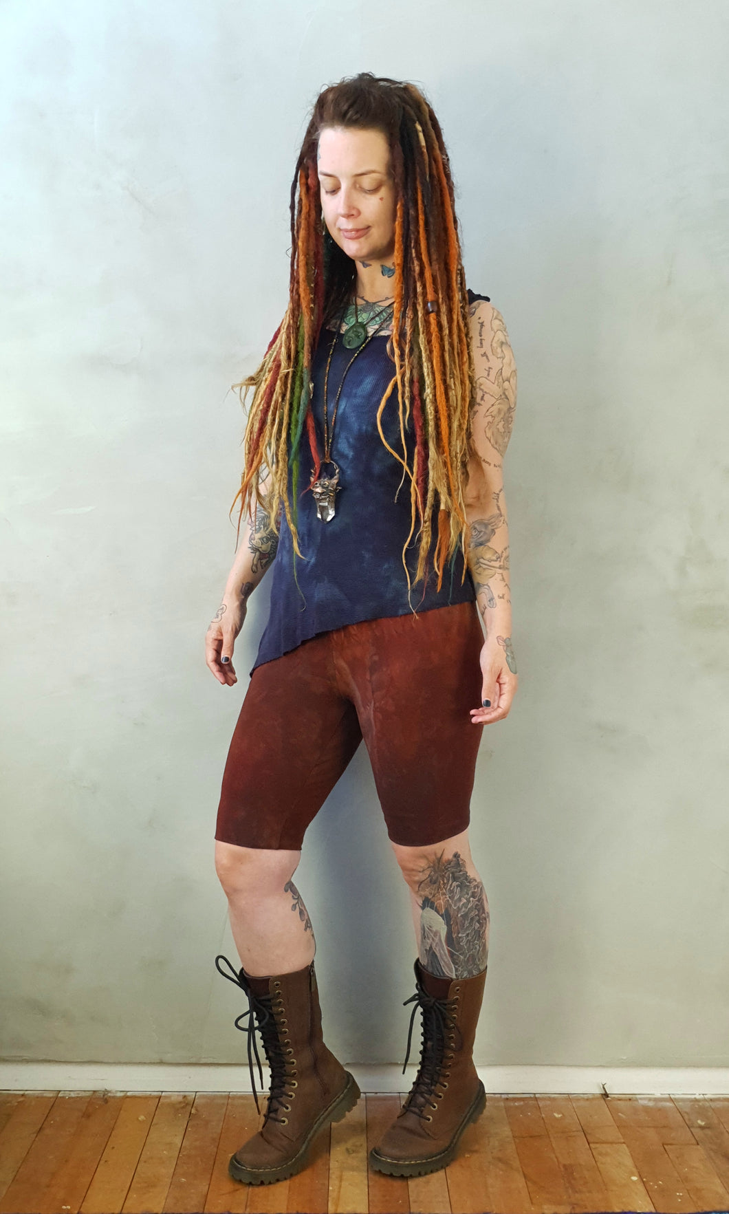 Scorched Earth Pixie Shorts
