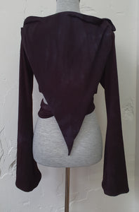 Medium Pixie Wrap Top
