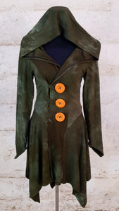 Moss Mountain Pixie Coat