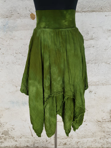 Ever Leaf Pixie Skirt