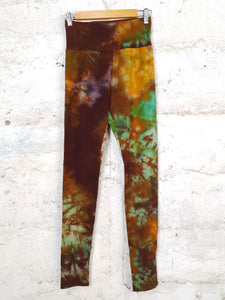 Forest Undergrowth Pixie Leggings