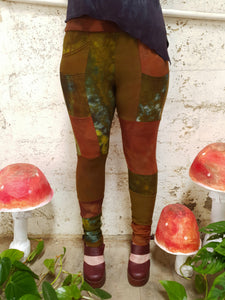 Forest Pixie Pocket Leggings