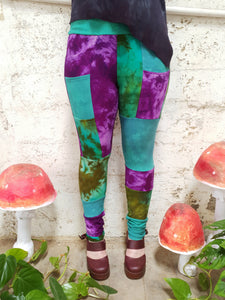 Candy Pixie Pocket Leggings