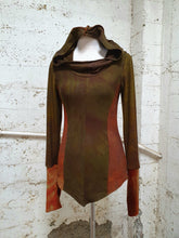 Load image into Gallery viewer, Kea Pixie Hoodie