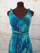 Load image into Gallery viewer, Blue Springs Fantail Jumpsuit/Dress
