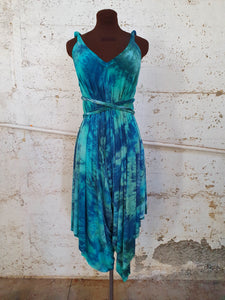 Blue Springs Fantail Jumpsuit/Dress