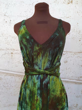 Load image into Gallery viewer, Fern Gully Fantail Jumpsuit/Dress