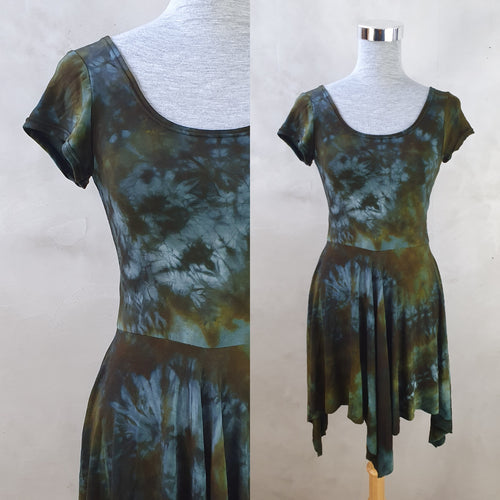 Dappled Forest Pixie Dress