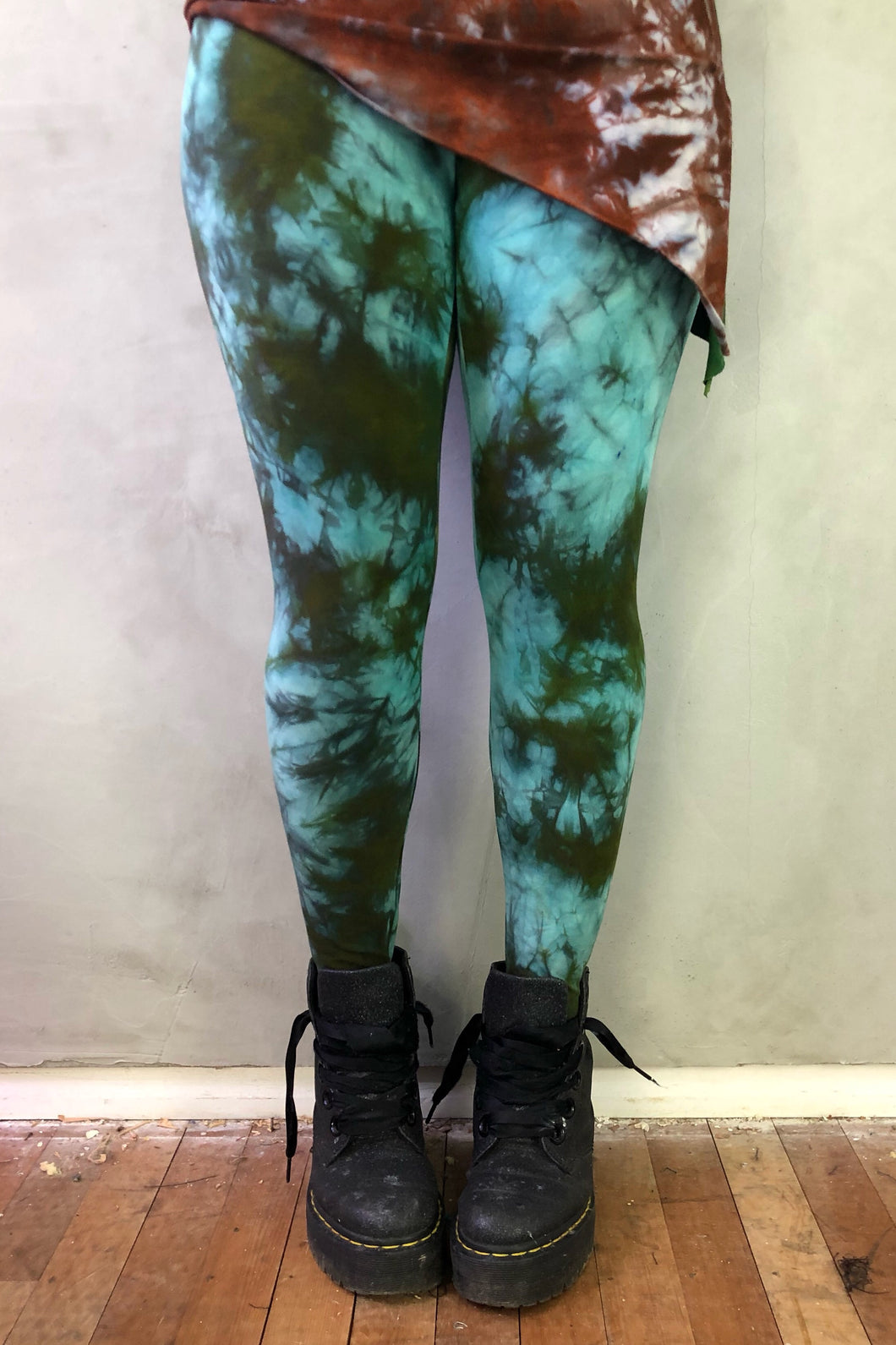 Poseidon Pixie Leggings