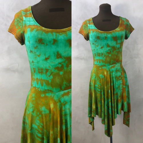 Electric Swamp Pixie Dress