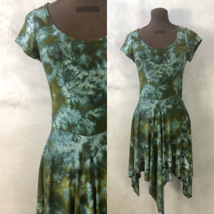 Wild Waterfall Pixie Dress