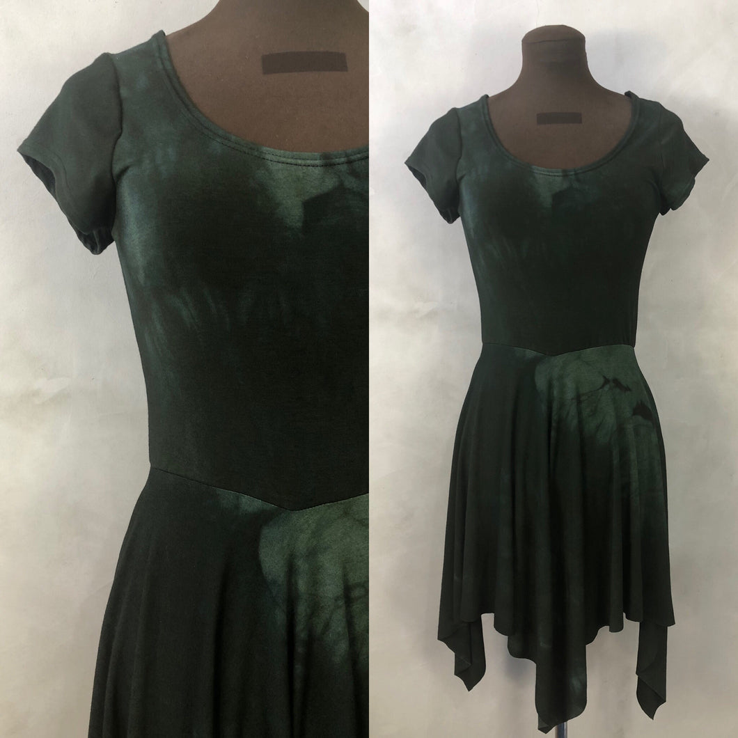 Moss Mountain Pixie Dress