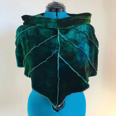 Preorder: Forest Pixie Poncho