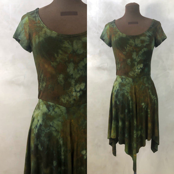 Fern Gully Pixie Dress