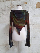 Load image into Gallery viewer, Sunken Treasure Pixie Wrap Top