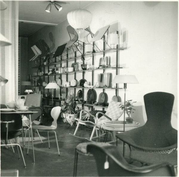 The Rapson-Inc. store in Boston, circa 1950.