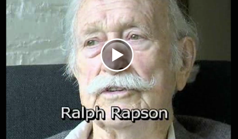 Ralph Rapson Star Tribune Interview